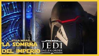 Lo Que NO Viste del Trailer de Jedi Fallen Order – Star Wars –