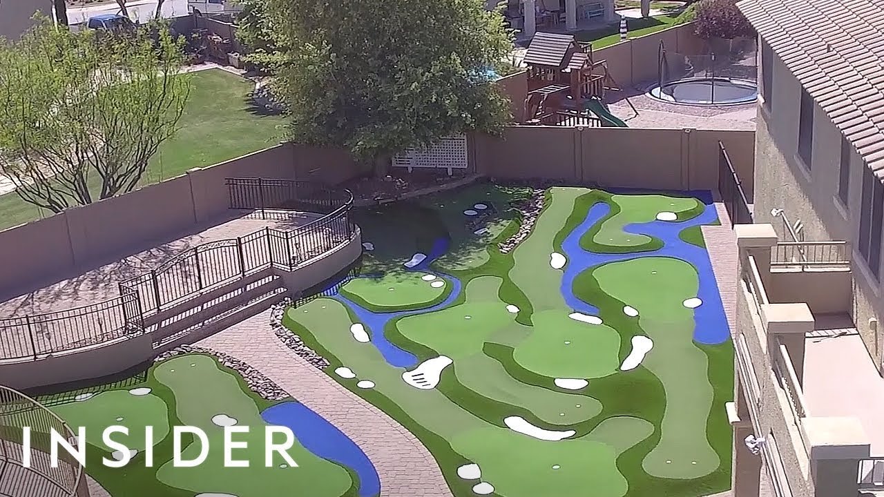 Turn Your Backyard Into A Mini Golf Course Ideas For Backyard Mini Golf on backyard chess ideas, backyard bird sanctuary ideas, backyard bar ideas, backyard spa ideas, backyard parking ideas, backyard games ideas, backyard yoga ideas,