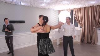 Постановка свадебного танца у подружек невесты
