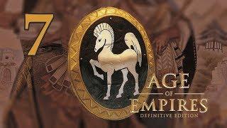 Прохождение Age of Empires: Definitive Edition #7 - Троянская война [Слава Греции]