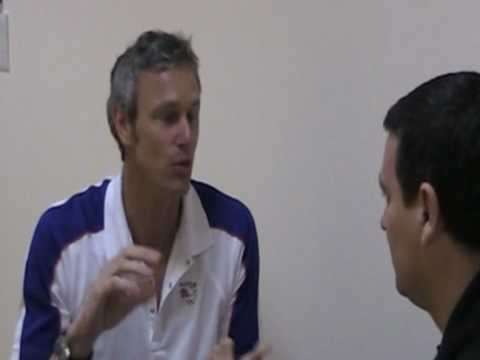 Mark Foster Interview with John Vinson
