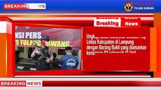 Polres Tulang Bawang Tangkap Pelaku Curanmor Lintas Kabupaten Dengan 11 TKP