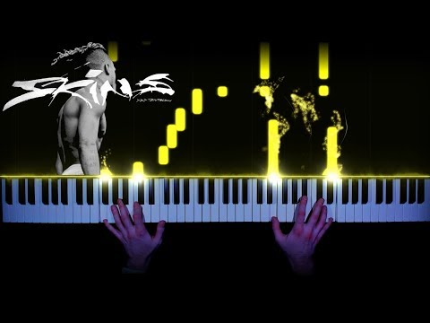 XXXTENTACION – What Are You So Afraid Of – piano version | tutorial | cover | how to play