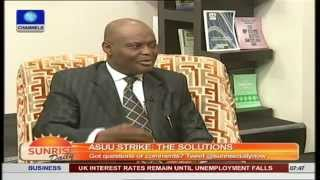 Minister Of Education Has Made ASUU Strike Worse