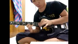 ICU - Aim Hiaj (J-on Rock cover guitar)