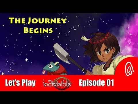 Let's Play Indivisible  Ep 01 |