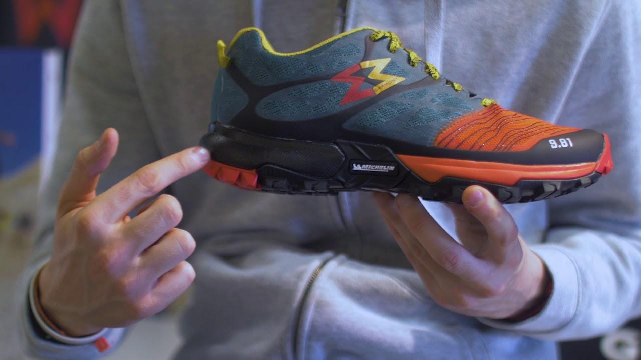 Garmont Mens 9.81 Grid Shoes