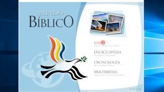 como instalar biblia mundo biblico para pc