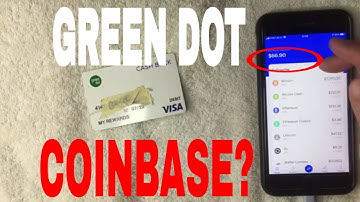 ✅  Can You Use Green Dot Prepaid On Coinbase To Buy Bitcoin 🔴