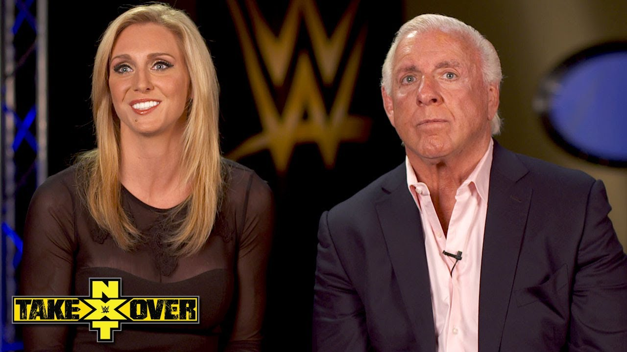 Continuing The Flair Legacy Ric Flair And Charlotte S Heartfelt Interview