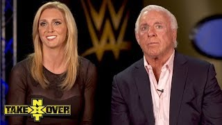Continuing the Flair Legacy? Ric Flair and Charlotte's heartfelt interview