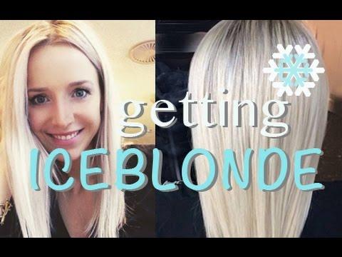 Iceblond Ashblonde Neue Haarfarbe Fma Frisorbesuch Pelicanbay