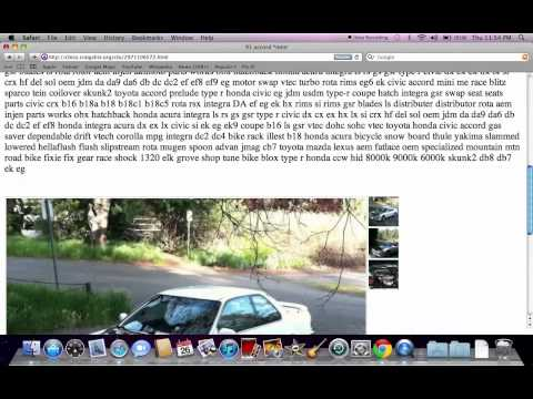 Craigslist California Used Cars For Sale By Owner Youtube