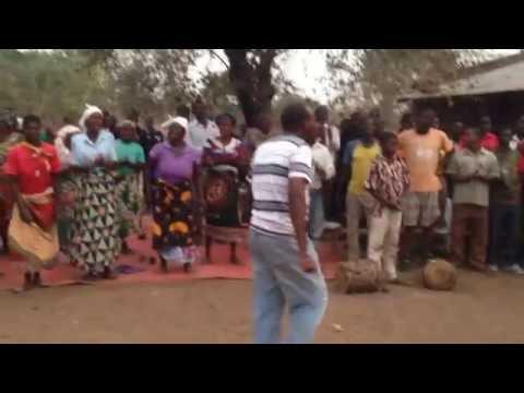 Louvor nas aldeias Africanas
