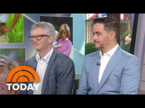 'Diana, Our Mother' Filmmaker Ashley Gething And Nick Kent: William and Harry Are Courageous | TODAY