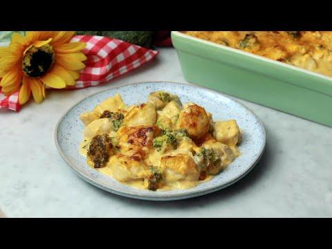 How To Make Gnocchi Chicken & Broccoli Bake