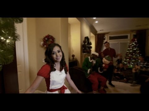Santa Baby - Megan Nicole Official Music Video (cover)
