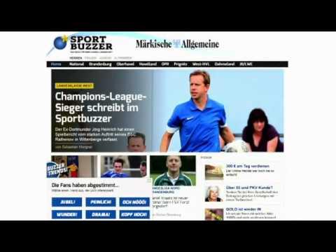 Maz Sportbuzzer Fussball Liveticker Bis Zur Kreisklasse