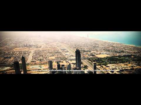 العرض التقديمي لجائزة الإمارات للطاقة  2013 || 2013 Emirates Energy Award