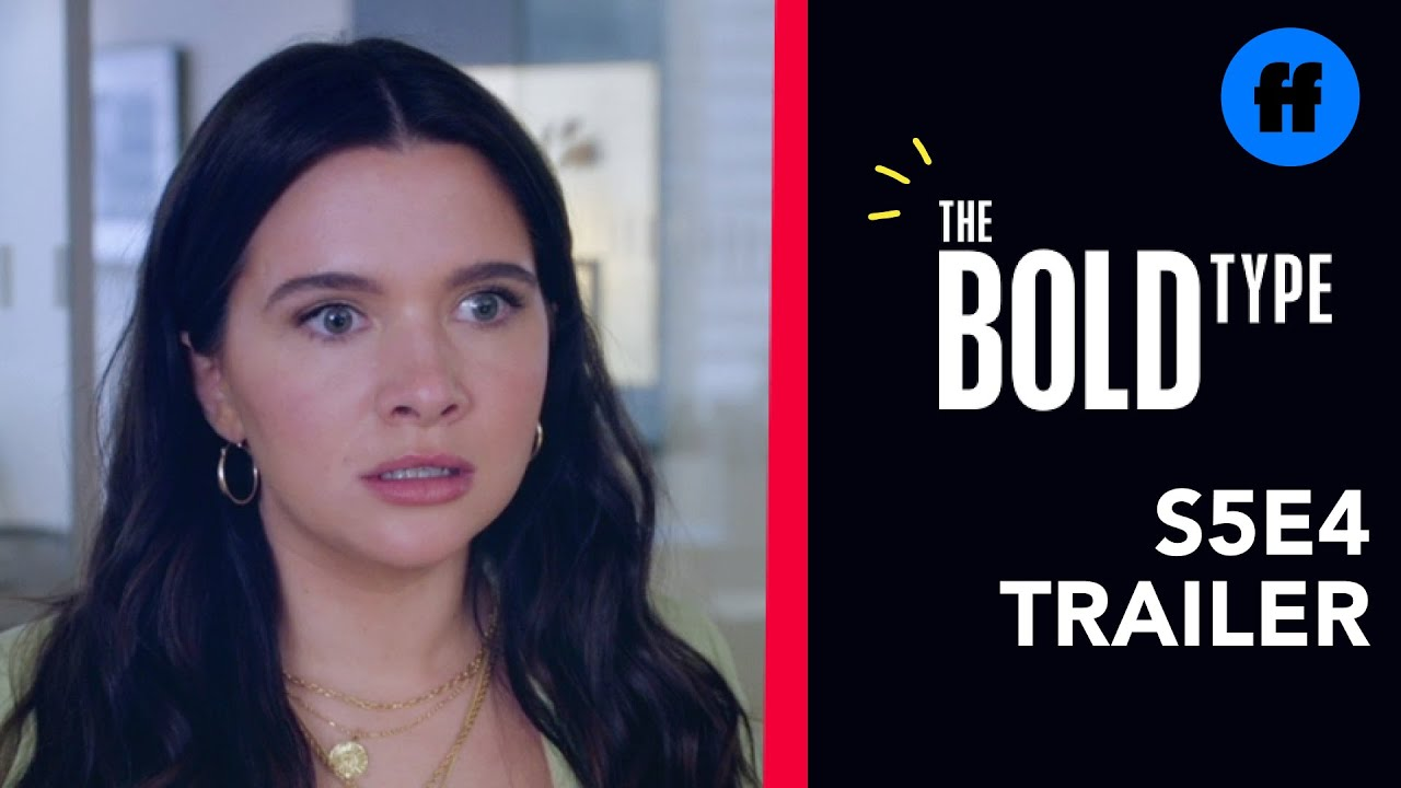 Download The Bold Type | Season 5, Episode 4 Trailer | Tiny Jane Faces A Big Challenge