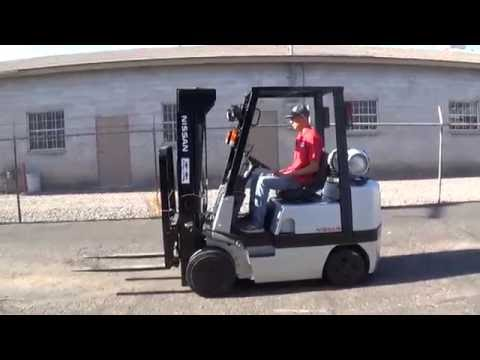 2003 nissan cpj02a25pv 5000lb capacity lp forklift for sale in rh youtube com Nissan CPJ02A25PV Manual Nissan 40 Forklift Parts