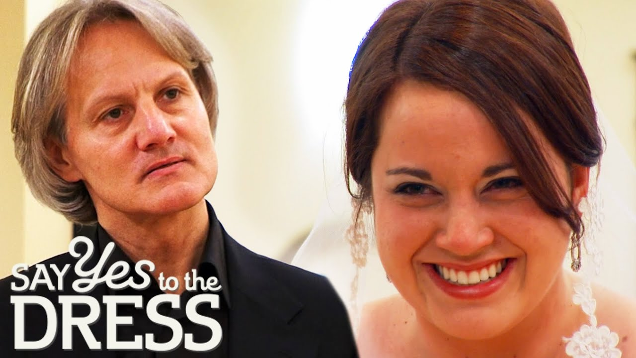 Bride Wants A Dress Triple The Cost Of Her Father's Budget! | Say Yes To The Dress Atlanta