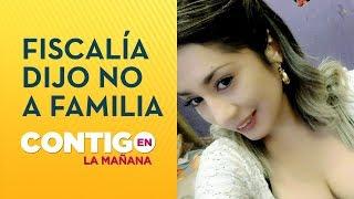 Fiscalía negó nuevas pericias a familia de Fernanda Maciel - Contigo en La Mañana