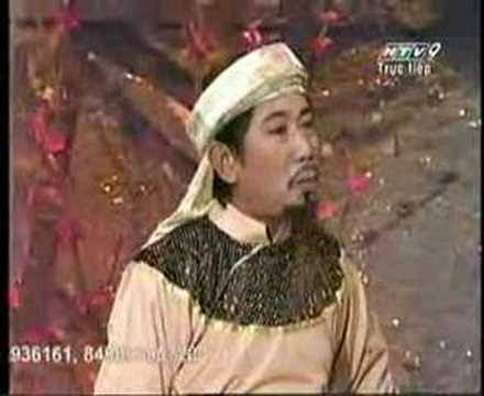 Dem tho tren song Nhu nguyet (Le Van Gan)