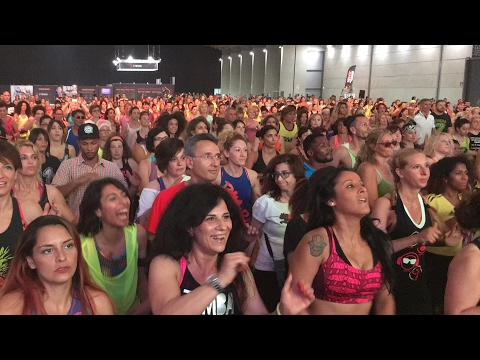BETO ZUMBA FITNESS LIVE FROM RIMINI WELLNESS 2017