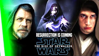The Rise Of Skywalker Resurrection Is Coming & More! (Star Wars Episode 9)