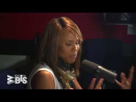Deborah Cox opens up about singing vocals for 'Whitney' movie + getting rid of ratchet reality TV