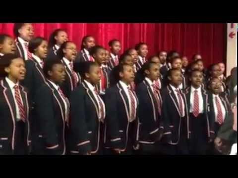 Queenstown GHS Xhosa Choir