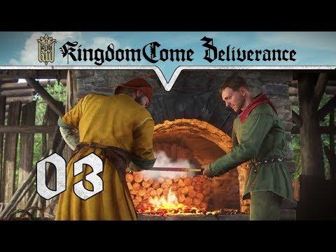 KCD Deutsch ★ #03 Ein letztes Schwert mit Vater? ★ Kingdom Come Deliverance Deutsch Gameplay