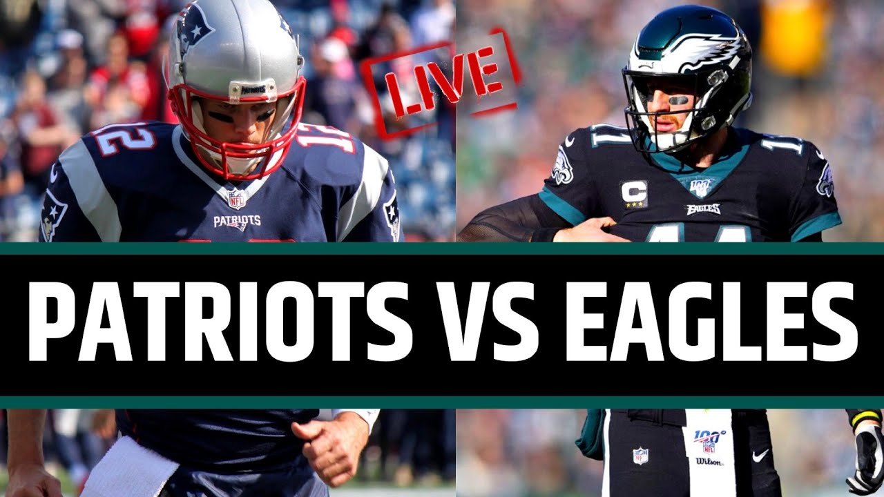 Patriots get revenge on Eagles