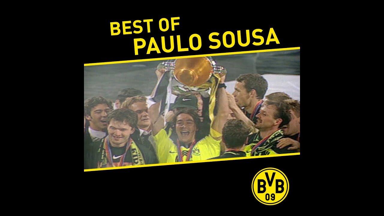 Best of BVB-Legende Paulo Sousa   Skills, Tore, Vorlagen!