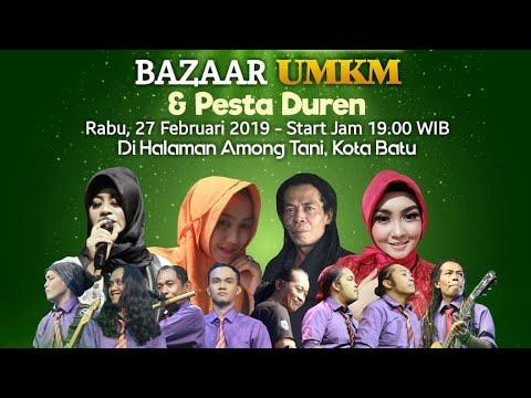 Full New Monata Live Balaikota Among Kota Batu Malang 27 Februari 2019