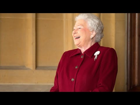 Queen Elizabeth II funny moments