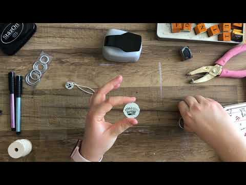How to Use the Tim Holtz Tag Press by Stampington & Company