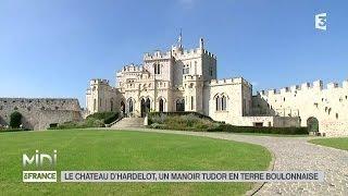VU D'ICI : Le château d'Hardelot, un manoir Tudor en terre boulonnaise