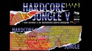 DJ Or-Beat & MC Da Predator LIVE at Hardcore VS. Jungle 5 - May 7, 1999. MDM Hall, Moscow