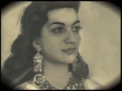 Иранская принцесса в СССР в 1946 году. Иранская кинохроника