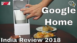 Google Home India Review - 2018