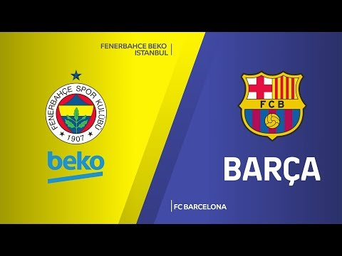 Fenerbahce Beko Istanbul - FC Barcelona Highlights | Turkish Airlines EuroLeague, RS Round 20
