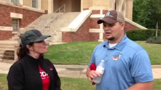 Kimberly Shook interview Texas Pythian Home House Parent