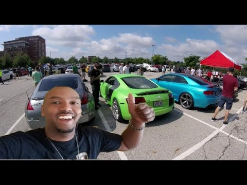 Let's Hit Up a Car Show on My Birthday! Mad Exotic Cars, Muscle Cars & More!