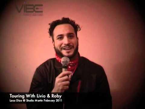Loco Dice Interview 2011 - Vibe FM