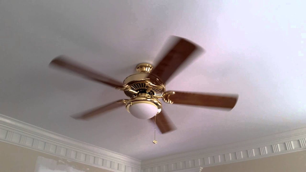 Gulf Coast Riviera Ceiling Fan