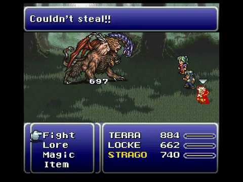 SNES Longplay [216] Final Fantasy VI (Part 3 Of 7)
