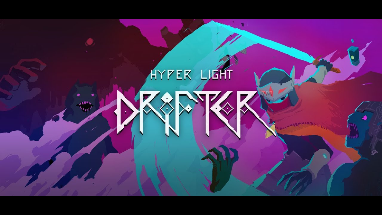 Hyper Light Drifter - Download - Free GoG PC Games