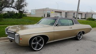 1969 Chevrolet Caprice Custom Coupe ***FOR SALE***